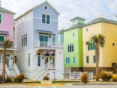 Photo for AUG SALE NEW BEAUTIFUL 2 BR/2 bath LUXURY TOWNHOME SLEEPS 6 STEPS FROM BEACH