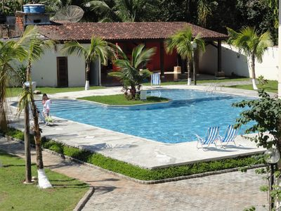 Photo for House floor 3 bedroom condo with 2 swimming pools and close to the beach