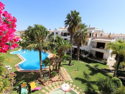 Photo for Resort Solcosta - 2 bedroom apartment, air con, Wi-fi, Gym, close to restaurants