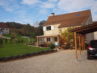 Photo for Stunning Barn Conversion in the Hautes Côtes de Beaune 2 km from Nolay