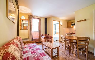 Photo for 125km of Slopes, Pool, and Sauna Access right from Your Holiday Rental