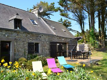 Office de Tourisme de Crozon, Crozon, Finistere, Frankrijk