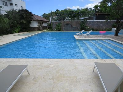 Photo for 1BR Apartment Vacation Rental in Las Terrenas, Samaná Province