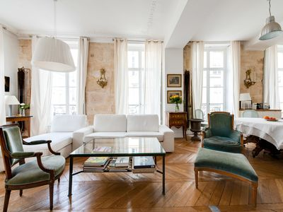 Photo for HostnFly apartments - Beautiful designer apartment with a stamp - Marais