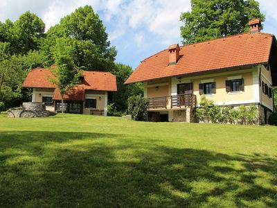 Photo for Spacious 2 Bedroom Holiday Cottages With Garden Close To River Krka