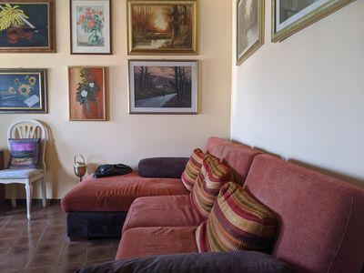 Photo for Arezzo 1km from the center, entire apartment near park, with convenient parking