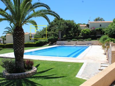 Photo for Luxury villa PASHA BAY in a complex with pool near the sea