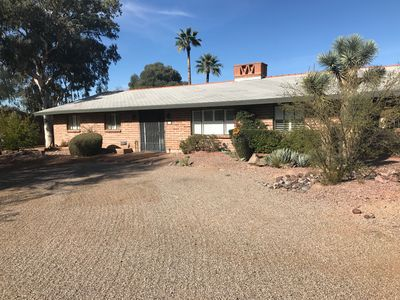 Photo for Historic adobe mountain view completely renovated in December 2017