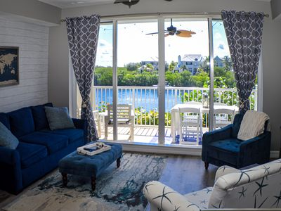 Photo for ★Coastal Getaway ★4 Balconies ★New Kayaks! - 2BR Waterfront Townhome