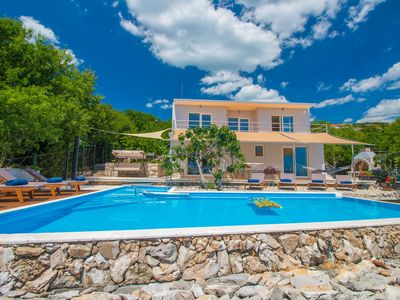 Photo for 4BR Villa Vacation Rental in Crikvenica