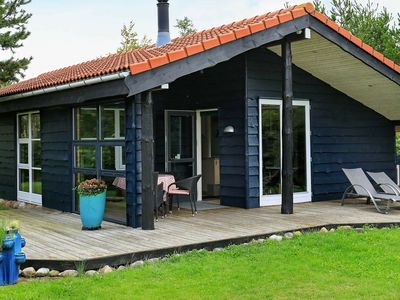 Photo for Lovely Holiday Home in Fjerritslev Denmark with Sauna