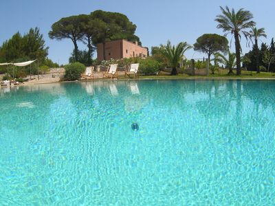 Photo for Apartment with POOL C at Masseria Casina Baronale