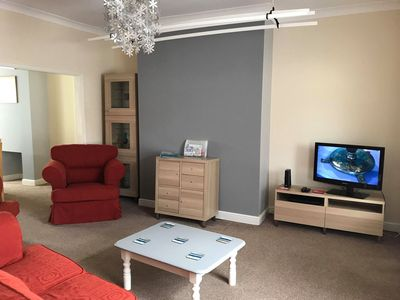 Photo for RoseHannah's Place - Roomy 2 BR Home Off Street Parking, 5 minute walk to town