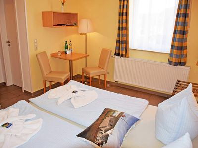 Photo for 11 double rooms - Pension Vineta Ostseebad Baabe