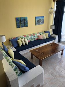 Photo for Ocean view Condo in Akumal paradise