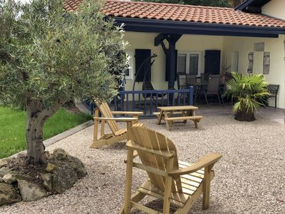 Photo for Character cottage, 3 stars, quiet, near the Landes coast for 4/5 pers.