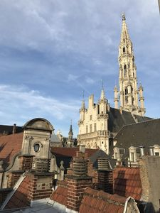 Photo for Grand Place apartment + terrace