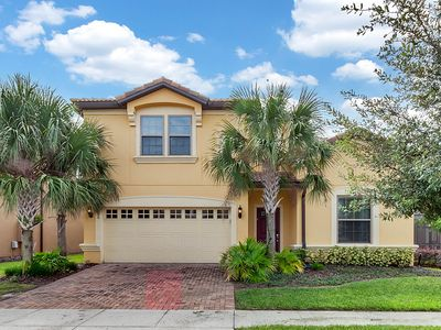 Photo for New 8br/6ba pool villa from $230/NT , Close to Disney