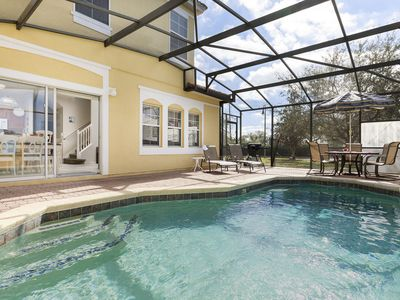 Photo for Recharge & Relax in Your Own Private Pool, near Disney