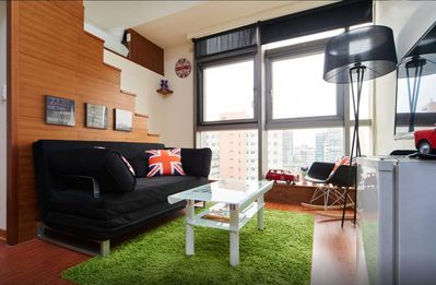 Photo for MINI home, Ximending stylish 4-6ppl rm