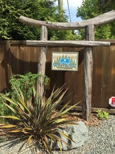 Photo for Private cottage in lush garden setting on beautiful oceanfront acreage