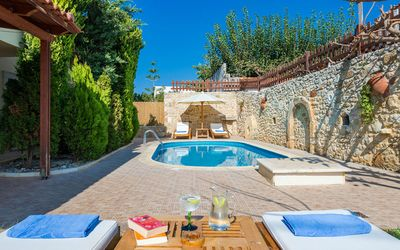 Photo for A Hospitable, Traditional 4-bedroom Villa With A Private Pool In A Quiet Village