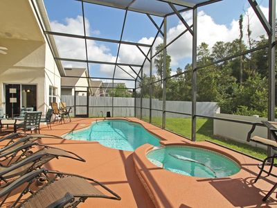 Photo for Room For Everyone! Spacious Private Pool & Spa Home.