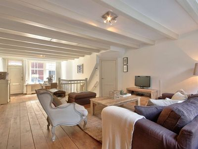 Photo for Spacious APT for 4 | NEXT TO ANNE FRANK HOUSE