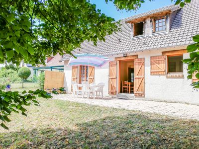Photo for Deauville - House 5 minutes from the sea - 10 people