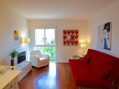Photo for RIVA modern apartment in the old town of Sitges