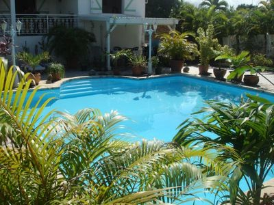 Photo for 1BR Apartment Vacation Rental in baie mahault, guadeloupe