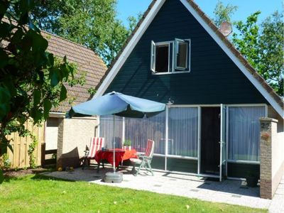 Photo for Cosy cottage for 5 people near the sea in North Holland. Wifi included