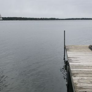 Photo for LogPine Cabin in the woods near Lake Ada MN, boat slip, beach, updated amenities