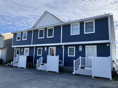 Photo for Water front,  Open bay views from both decks!!  Completely NEW!!!