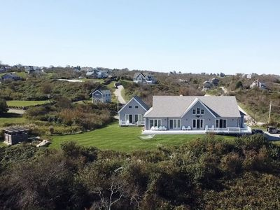 The MyLife House| Block Island |Spacious new home with breathtaking ocean views