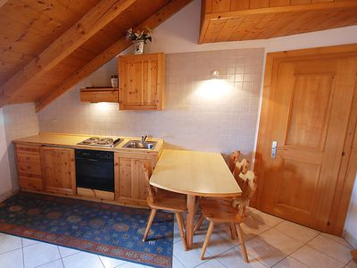 Photo for Apartment Villa Placidia in Canazei - 4 persons, 1 bedrooms