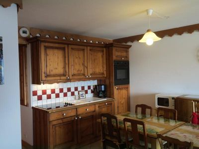 Photo for Apartment Les Menuires, 2 bedrooms, 6 persons