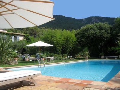 Photo for 5BR Villa Vacation Rental in Tourrettes-sur-Loup, Provence-Alpes-Côte d'Azur