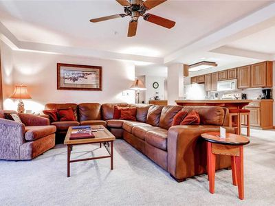 Photo for Slopeside Condo, Fitness Center & Pool/Hot Tubs, Great Summer Getaway