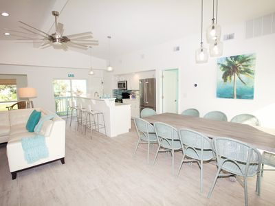 Photo for Newly Remodeled Home - It's Time to Coast in Beautiful Key Allegro, Rockport, TX