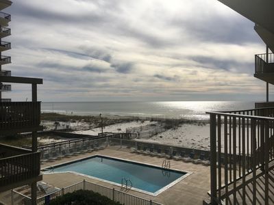 Photo for Unwind With The Ocean Breeze - Beach front, please inquire before reserving
