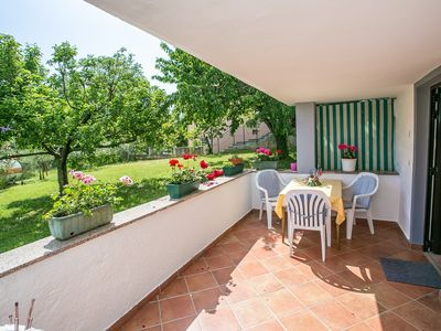 Photo for Apartment Complex  Dado-Sanela / Nicely furnished Apartment Dado V with Terrace