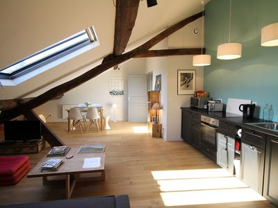Photo for Large apartment with all comforts, near the Palace of Versailles