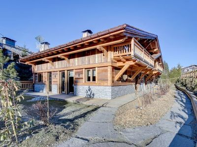 Photo for 3BR Chalet Vacation Rental in MEGEVE