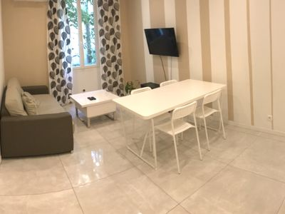 Photo for 1BR Apartment Vacation Rental in Marseille, Provence-Alpes-Côte-D'Azur