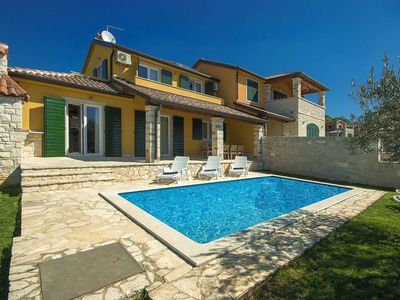 Photo for Holiday house Nova Vas for 4 - 6 persons with 3 bedrooms - Villa