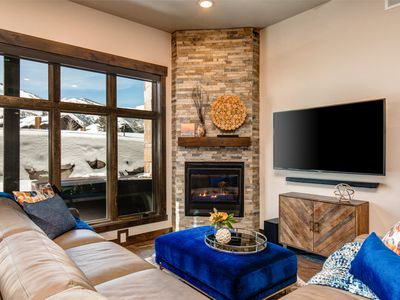 Photo for Hot Tub, Ski Run Views, Family-Friendly, Luxury Condo-Short Walk to Cabriolet