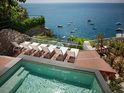 Photo for CHARMING VILLA near Praiano with Pool & Wifi.  We respond 24/7