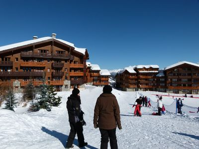 Photo for Very nice apartment 3 rooms 6 persons, the slopes