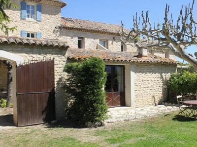 Photo for in the heart of the luberon holiday house in provencal farmhouse